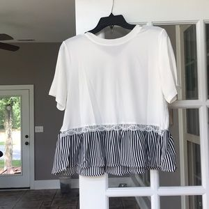blouse by SHEIN never worn